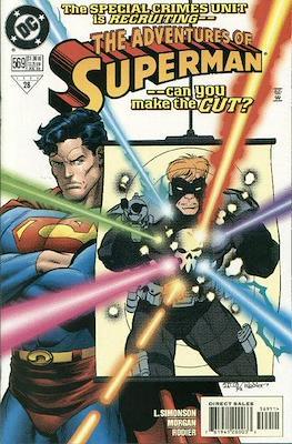 Superman Vol. 1 / Adventures of Superman Vol. 1 (1939-2011) (Comic Book) #569