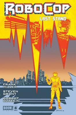 Robocop Last Stand (Grapa.) #6