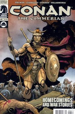 Conan the Cimmerian (2008-2010) #6
