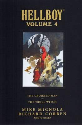 Hellboy Library Edition #4