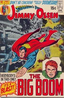 Superman's Pal, Jimmy Olsen / The Superman Family (Grapa,) #138