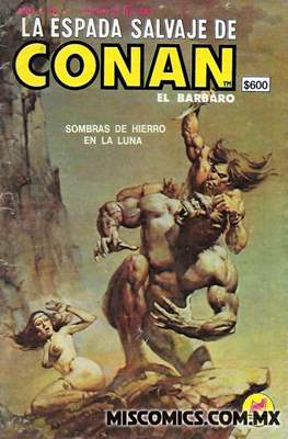 La Espada Salvaje de Conan