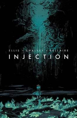 Injection (Digital Collected) #1
