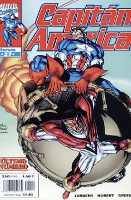 Capitán América Vol. 4 (1998-2000) (Grapa 28 pp) #27
