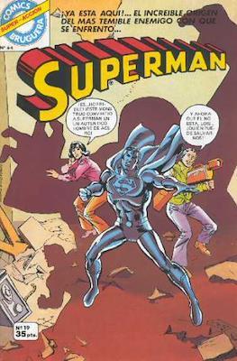Super Acción / Superman #19