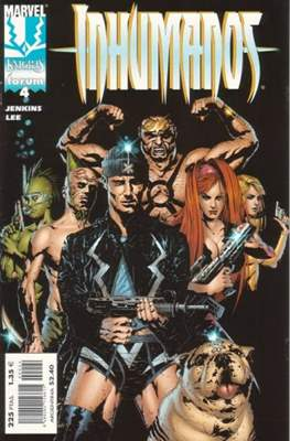 Inhumanos (1999-2000). Marvel Knights (Grapa 24 pp) #4