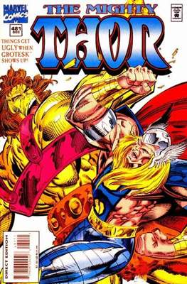 Journey into Mystery / Thor Vol 1 (Comic Book) #481