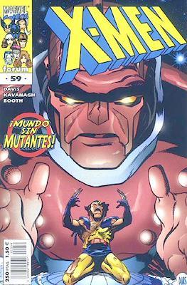 X-Men Vol. 2 / Nuevos X-Men (1996-2004) (Grapa 24 pp) #59