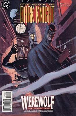 Batman: Legends of the Dark Knight Vol. 1 (1989-2007) (Comic Book) #71