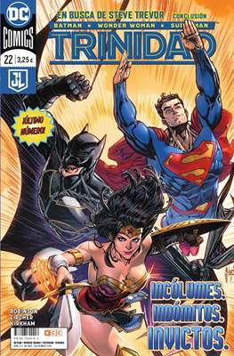 Batman / Superman / Wonder Woman: Trinidad (Grapa 24 pp) #22