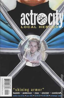 Astro City Local Heroes (2003) (Comic Book) #2