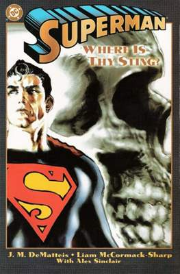 Superman Where Is Thy Sting?