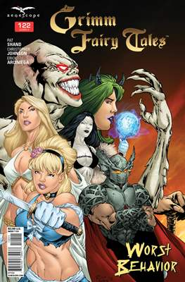 Grimm Fairy Tales (Comic Book) #122