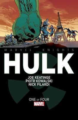 Marvel Knights: Hulk (Comic Book) #1