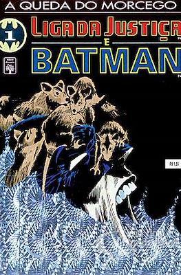 Liga da Justiça e Batman (Grapa) #1