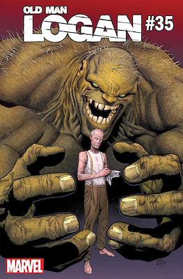 Old Man Logan Vol. 2 (Variant Covers) (Comic Book) #35