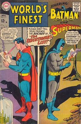 World's Finest Comics (1941-1986) (Comic Book) #171