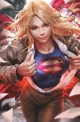Supergirl Vol. 7 (2016-... Variant Covers) (Comic-book) #36