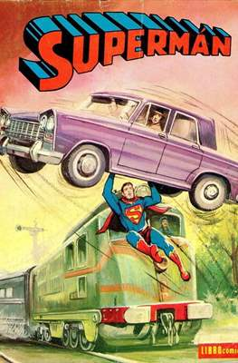 Supermán Librocómic #19