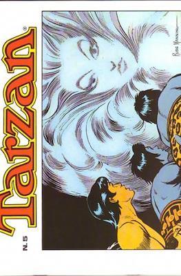 Tarzán (Rústica. 52 pp) #5