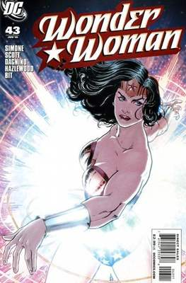 Wonder Woman Vol. 3 (2006-2011) (Comic Book) #43