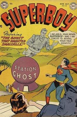Superboy Vol.1 / Superboy and the Legion of Super-Heroes (Comic Book) #20