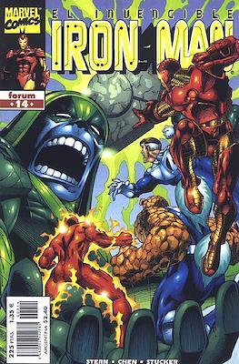Iron Man Vol. 4 (1998-2000) (Grapa 24 pp) #14