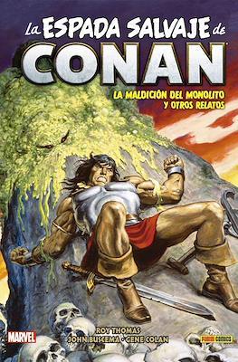 Biblioteca Conan. La Espada Salvaje de Conan #10