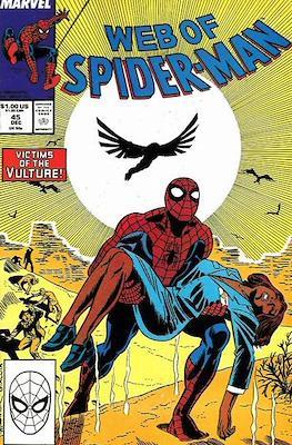 Web of Spider-Man Vol. 1 (1985-1995) (Comic-book) #45