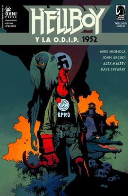 Hellboy y la O.D.I.P: 1952