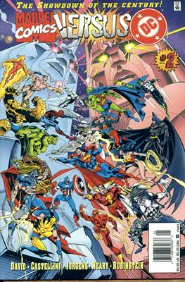 DC Versus Marvel / Marvel Versus DC (Comic Book) #2
