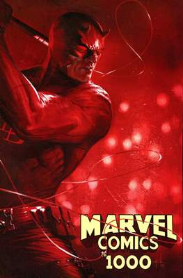 Marvel Comics #1000 (Variant Cover) #1.1