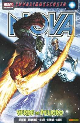 Nova (2008-2010) #3