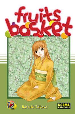 Fruits Basket (Rústica con sobrecubierta) #12