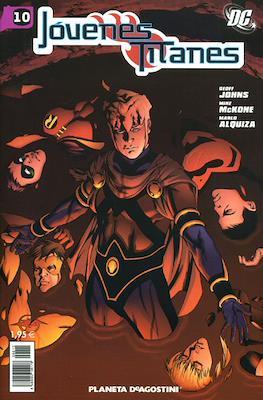 Jóvenes Titanes (2005-2007) #10