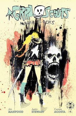 Grrl Scouts: Magic Socks