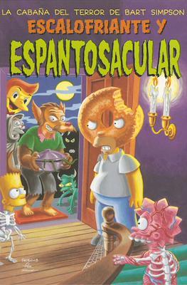 La cabaña del terror de Bart Simpson #2