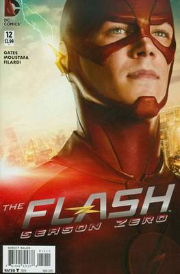 The Flash: Season Zero #12