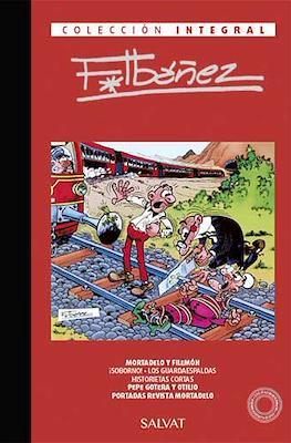 Colección Integral F.Ibáñez (Cartoné 200 pp) #61