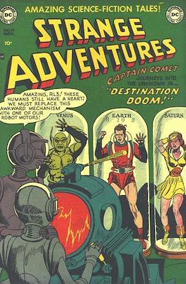 Strange Adventures (Comic Book) #14