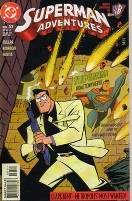 Superman Adventures (Comic-book) #37