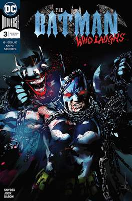 The Batman Who Laughs (2018-) (Comic Book) #3