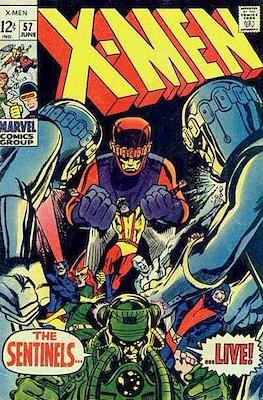 The Uncanny X-Men (1963-2011) (Comic-Book) #57