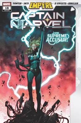 Captain Marvel Vol. 10 (2019-) (Comic Book) #18