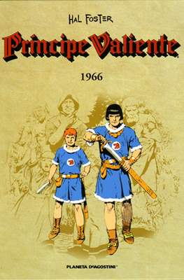 Príncipe Valiente (Cartoné, 64 páginas) #30