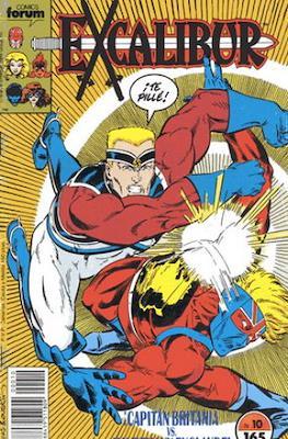 Excalibur Vol. 1 (1989-1995) (Grapa) #10