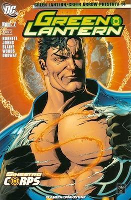 Green Lantern (2007-2008) (Grapa, 48-72 páginas) #7