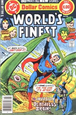 World's Finest Comics (1941-1986) (Comic Book) #251
