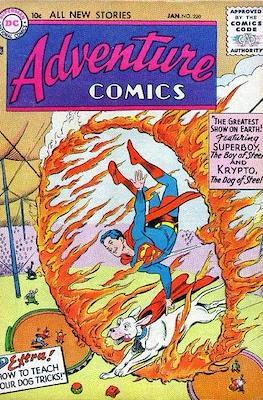 New Comics / New Adventure Comics / Adventure Comics (1935-1983 ; 2009-2011) (Comic Book) #220