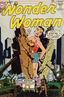 Wonder Woman Vol.1 (1942-1986; 2020-) (Comic Book) #136